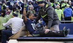 Seahawks Coach Pete Carroll Shares Injury Updates On Tyler Lockett And Thomas Rawls On 710 ESPN Seattle Tyler Lockett, Broken Leg, 12th Man, Lob, Seattle Seahawks, Espn, Football, Ankle, Sports