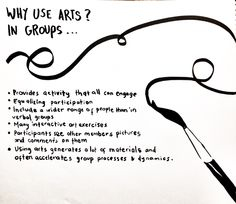 Why Use Art in Group Therapy?