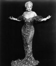 Mae West.....Uploaded By  www.1stand2ndtimearound.etsy.com