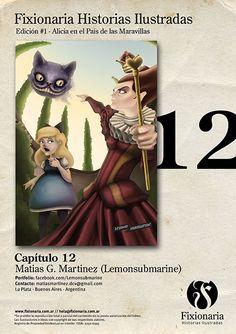 Alicia en el País de las Maravillas   Matías G. Martínez (Lemonsubmarine) -- www.fixionaria.com.ar