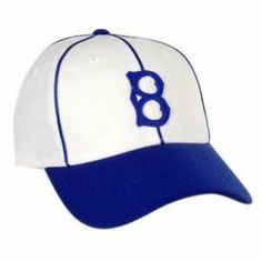 8e0cfafe562 Brooklyn Dodgers New Era 59Fifty Fitted Cap Cooperstown Collection