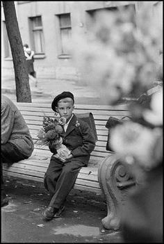 Constantine Manos  1965 USSR. Russia. 1965..