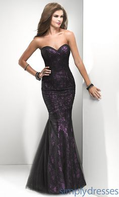 black dress sweet heart lace - Google Search