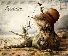 Expedition by YBsilon on deviantART