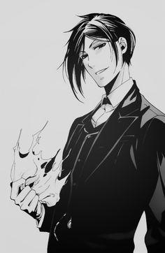 Black Butler ~~ Revelation near the end of the Sherlock Holmes arc.
