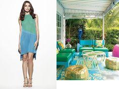 Elie Tahari Resort 2013 and Elle Decor