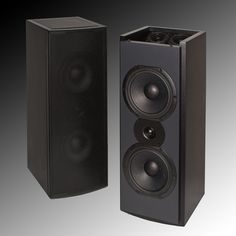 Custom speaker company Triad partners with European audio manufacturer StormAudio to conduct object-based surround sound demos at ISE In Wall Speakers, Ceiling Speakers, Monitor Speakers, Home Theater Speakers, Bookshelf Speakers, Audio Speakers, Floor Standing Speakers, Metal Grill, Dolby Atmos