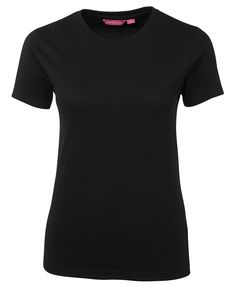 Code: 1LHT Name: LADIES FITTED TEE 1LHT Size: 8 | 10 | 12 | 14 | 16 | 18 | 20 Available Colours: Black | Red | 13% Marle | Pink | Sky Blue | Navy | Purple | Roy