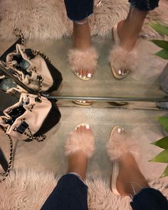 Restock Alert 🚨 Alondra Fur Sandals Are Back ‼️ Available Black , Pink , & Nude 🔥 Get Yours While Supplies Last ⚡️… Kicks Shoes, Cute Shoes Heels, Cute Sandals, Pretty Shoes, Beautiful Shoes, Shoes Sandals, Trendy Sandals, Dream Shoes, Crazy Shoes