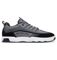 fb2d560542 DC Legacy 98 Slim SE Schuh (black grey yellow) | Men's shoes | Shoes ...