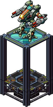 Pixel art elevator preview @ the video game Antraxx Register at http://antraxx.com or join the conversation @ http://facebook.com/antraxxgame