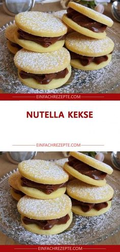 Most current Photos Nutella cookies 😍 😍 😍 Ideas Smoothie fanatics are getting more and more popular because of the good taste of this significantly Easy Cupcake Recipes, Easy Smoothie Recipes, Easy Smoothies, Good Healthy Recipes, Cookie Recipes, Snack Recipes, Biscuit Nutella, Nutella Cookies, Cake Mix Cookies