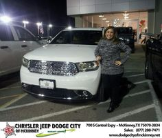 #HappyBirthday to Lesley Redding-Payne from Brent Villarreal at Dodge City of McKinney!