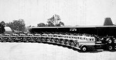 Kenworth truck lineup at a logging company | Flickr - Photo Sharing!