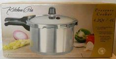Kitchen Pro 42qt4l Pressure Cooker Pot *** Click image for more details. (This is an affiliate link)