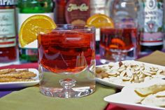 The Negroni and the Americano, two classic Italian cocktails http://duespaghetti.com/2011/12/31/un-brindisi-allanno-nuovo/