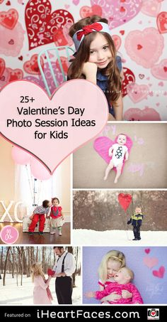 Valentine photo sessions are a great way to bring clients into your studio during the slow winter months. From paper hearts to balloons to kissing booths, you can go as simple or as elaborate as you want to create the setting. And as you'll see from some of the photos below that you can even …