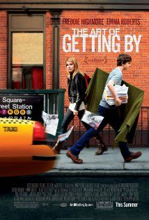 The Art of Getting By (2011, Drama/Romance) - George, a lonely and fatalistic teen who's made it all the way to his senior year without ever having done a real day of work, is befriended by Sally, a popular but complicated girl who recognizes in him a kindred spirit.   Director: Gavin Wiesen  Stars: Freddie Highmore, Emma Roberts and Michael Angarano Michael Angarano, Freddie Highmore, Movie To Watch List, Good Movies To Watch, Great Movies, Emma Roberts, Love Movie, Movie Tv, Film Romance