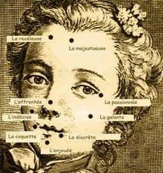18th century french makeup ideas
