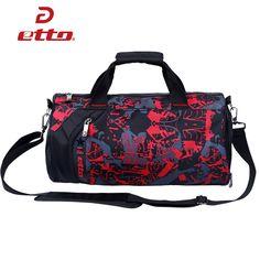 b14f05b1ad Only US  28.74 Etto 50 26 26CM 33L Large Waterproof Sport Bag Training Gym