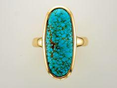 Custom Spiderweb Mines Turquoise Ring #ithaca #custom #rings #gems #jewelry #jeweler Gems Jewelry, Jewelry Box, For You Blue, Crow, Color Splash, Cravings, Turquoise Bracelet, Custom Design, Jewels