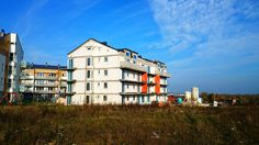 Październik 2014 - Mieszkania w Gdańsku budowa Osiedla Chabrowego