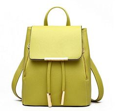 New Trending Backpacks: WINK KANGAROO Fashion Shoulder Bag Rucksack PU Leather Women Girls Ladies Backpack Travel bag (green). WINK KANGAROO Fashion Shoulder Bag Rucksack PU Leather Women Girls Ladies Backpack Travel bag (green)  Special Offer: $22.99  399 Reviews Descriptions: Material: PU leather Size: 31cm (Heigh) x 24cm (Length)x 16cm (Width) Color:As the picture show Weight:850g Package include: 1 x...