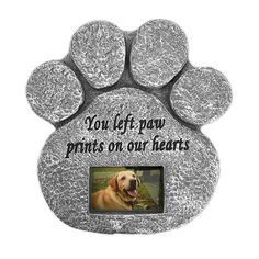 Pet headstones and pet memorial stones make an everlasting gift to honor your pet.