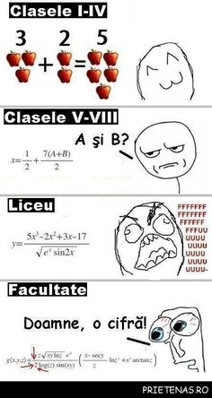 Funny pictures about Math through the years. Oh, and cool pics about Math through the years. Also, Math through the years photos. Funny Math Jokes, Math Memes, Math Humor, Stupid Funny Memes, Funny Relatable Memes, The Funny, 9gag Funny, Funny Humor, Physics Humor