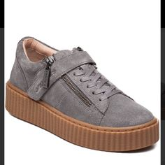 J-Slide Platform Sneakers