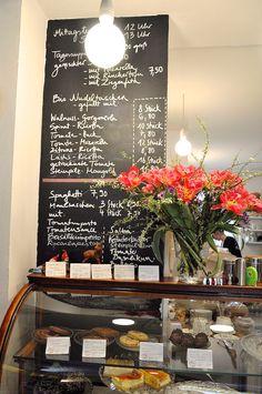 Cafés in Hamburg - Fräulein Anker: Ottensen: Café LilliSu