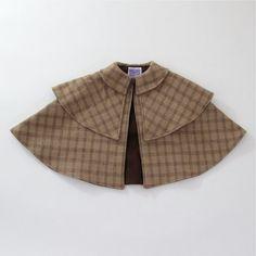 Sherlock Holmes Detective del cabo de lana para por aprilscott