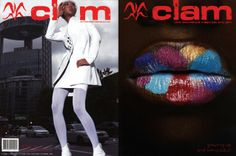 Clam #16 - Growing up