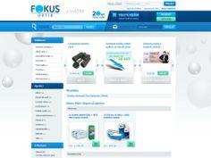 Prípadová štúdia: FOKUS optik E-shop riešenie na platforme EasyShop, viac ako 500 profesionálnych úspešných obchodov.