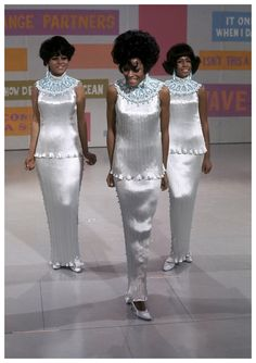 The Supremes. ☀