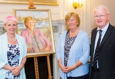 Date of Coverage: 23 June-14 Imperial unveils historic portrait of leading female scientist. Imperial is to house a portrait of eminent polymer scientist Professor Dame Julia Higgins, it was announced last week.