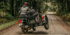 The Ural Sidecar: A Three-Wheeled Russian Motorcycle That Goes Anywhere You Want