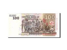 Swaziland, 100 Emalangeni, 2010, 2010-09-06, KM:39a, UNC(65-70)