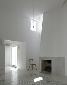 casa voltes ~ sergison bates architects + liebman villavecchia arquitectos | photos david gradorge