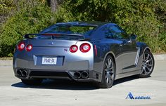 2015 Nissan GT-R – Living With A Supercar Automotive Addicts