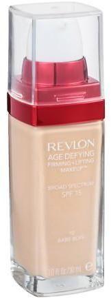 Revlon Age Defying Firming & Lifting Makeup, SPF 15
