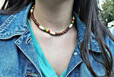 Flow Shop, Turquoise Necklace, Beaded Necklace, Facebook, Shopping, Jewelry, Fashion, Jewellery Making, Moda