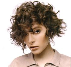 Astonishing Bobs Natural Curly Hairstyles And Curly Hair On Pinterest Hairstyles For Women Draintrainus