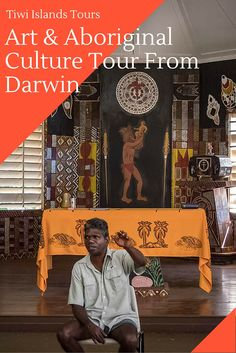 Tiwi Islands Tours - Take the Tiwi Islands Ferry from Darwin. Learn about this unique Aboriginal settlement. Culture, art and history of the Tiwi Islands.