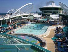 the main pool on #EnchantmentoftheSeas