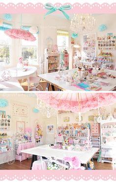 Eye Candy Studio ~ Jennifer Hayslip's pastel & sweet studio ~
