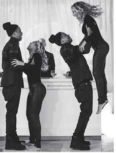 Jay & Bey. Their love is something to strive for in your own life.