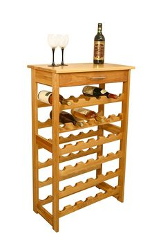 Catskill Craftsmen 36 Bottle Wine Rack -- Awesome product. Click the image : Wine Accessories