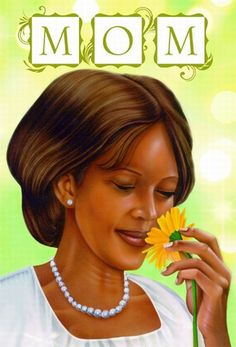 African American Art Gallery | African American Mother's Day Cards