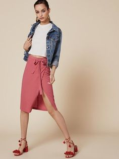 The Wesley Skirt  https://www.thereformation.com/products/wesley-skirt-strawberry?utm_source=pinterest&utm_medium=organic&utm_campaign=PinterestOwnedPins
